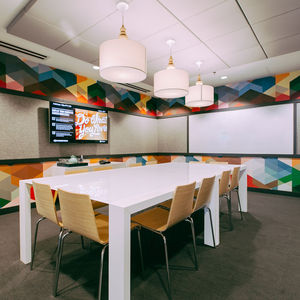 WeWork conference room in South Lake