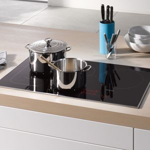 Miele's new line of Induction Cooktops with PowerFlex and Con@ctivity 2.0 technology
