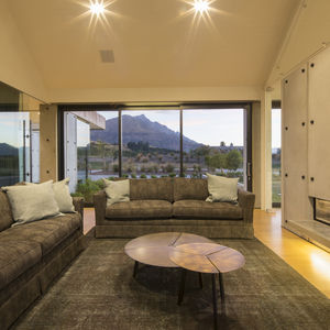 A contemporary home in Queenstown, New Zealand.