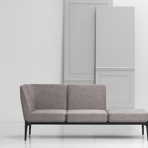 Social modular sofa by Patrick Jouin for Pedrali