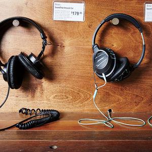 Tekserve headphones