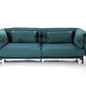 Belt sofa by Patricia Urquiola for Moroso