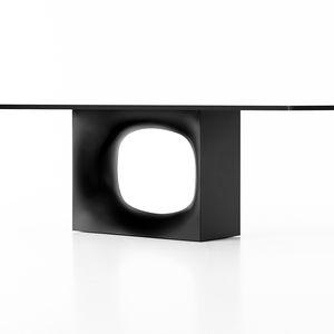 Hole table by Kensaku Oshiro for Kristalia