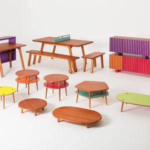 PLAYplay furniture line by Lanzavecchia + Wai