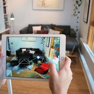 Furniture visualizing and 3D space planning app.
