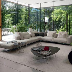 Savoye sofa by Marc Sadler