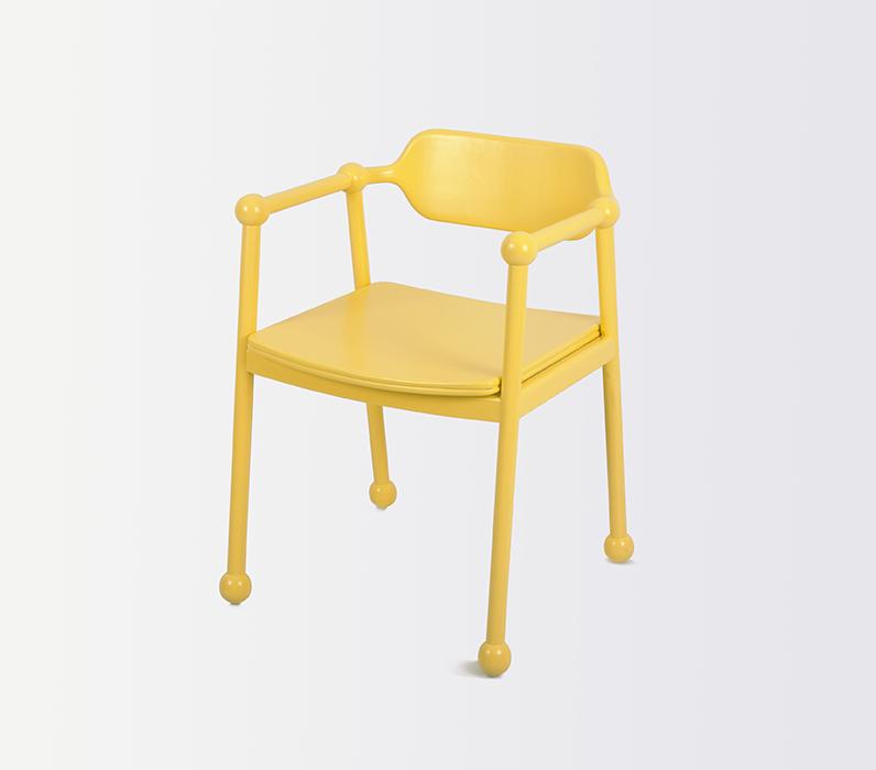 modern design young guns 2014 Yong Jeong candy chair
