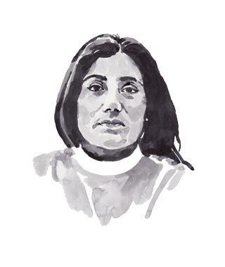 Illustration of Suchi Reddy