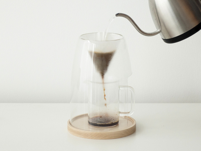 Manual Coffee Make