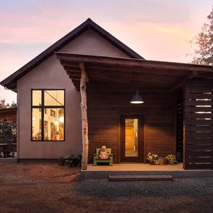 Net-zero home in California