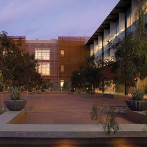 Courtyard at ASU