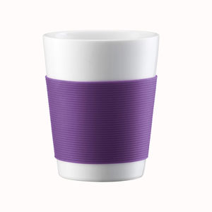 Bodum Canteen Porcelain Purple Crop