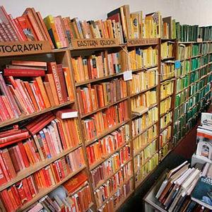 Bookshelf Christopher Cobb Crop