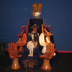 Design Miami Mexican Shrine