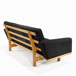 Hans Wegner's Model no. 236 sofa designed for Getama in 1954.