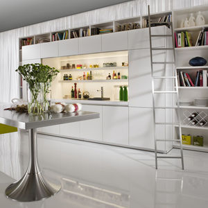 Library Kitchen by Philippe Starck
