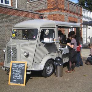 London Coffee Truck thumb