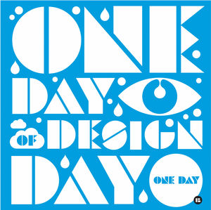 <i>One Day of Design</i>, published by Gingko Press