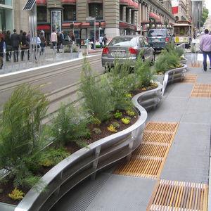 Parklet Planter