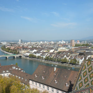 Touring Basel Switzerland part 1