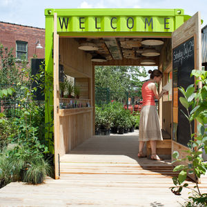 """The project on which Evergreen was seeking help was the development of <a href=""""http://ebw.evergreen.ca/"""">Evergreen Brick Works</a>, the adaptive reuse of Toronto's former Don Valley Brick Works brickyard. In the 1960s and 70s, the factory produced more t"""