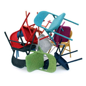 aguiniga felt chairs