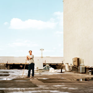 concepts new york brooklyn kidd red hook roof portrait