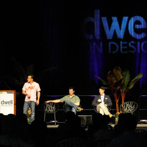 dwell on design 2009 my house panel thumbnail