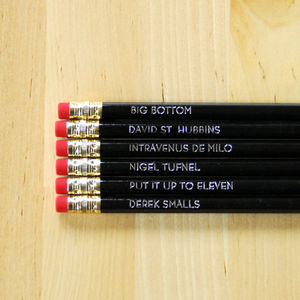 These pencils rank an 11 on the awesome scale.