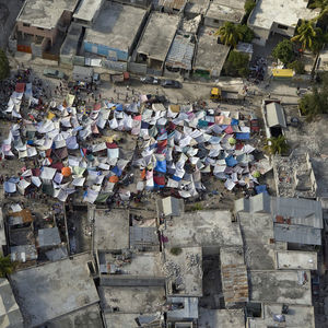 haiti tentcity