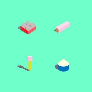 london everyday objects thumnail illustration