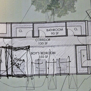All photos by Lou Maxon. Conceptual sketches and plans are copyright of Olson Kundig Architects. Not to be reproduced.