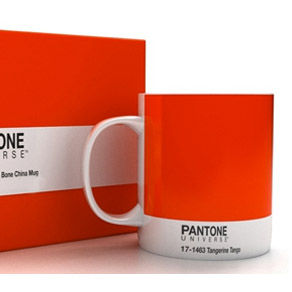 pantone tangerine 2012