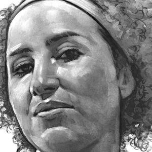 Renee Rossouw portrait by Bernd Schifferdecker
