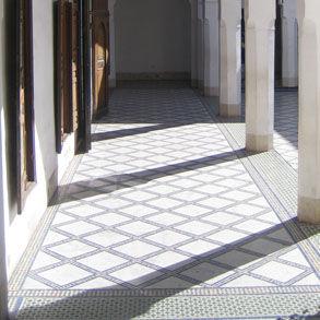 tile bahia palace