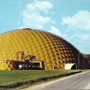 union tank car dome