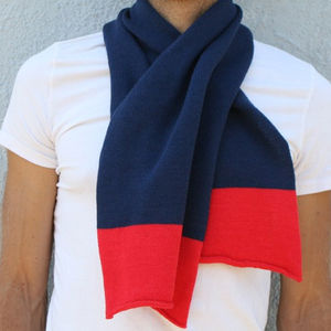 t guide plainmade scarf1