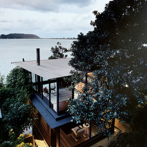 The ocean view from this Australian hilltop house is breathtaking, and so is the hike required to see it.