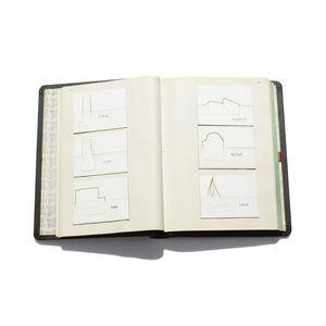Memory book of architect Deborah Berke