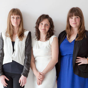 Brooklyn designers Crystal Ellis, Stephanie Beamer, and Hillary Petrie of Egg Collective