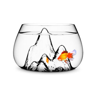 glasscape modern fishbowl