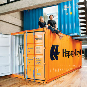 Wardell Container House