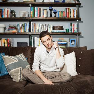 Designer Kyle Schuneman portrait
