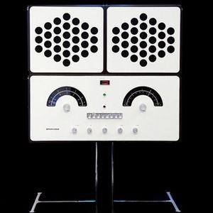 Stereo by Achille & Pierre Castiglione
