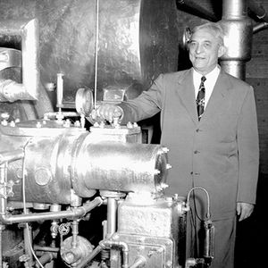 American inventor Willis Carrier