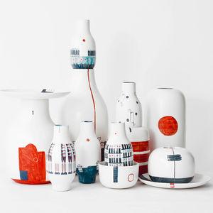 Pattern Diary Ceramic Tableware by Renée Rossouw