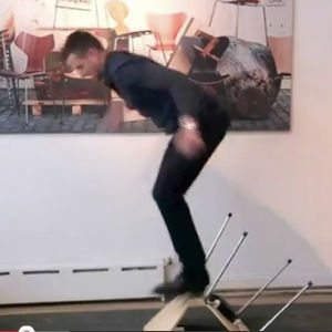 Testing Strength on Knock-Off Furniture Video