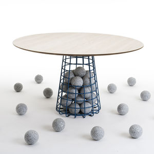 gabion table benjamin hubert