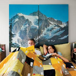 lafayette park house interior bedroom portrait