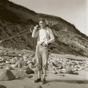 Vintage photo of Herbert Matter